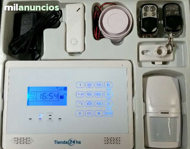 ALARMA GSM INALÁMBRICA SIN CUOTAS 164€ - foto 2