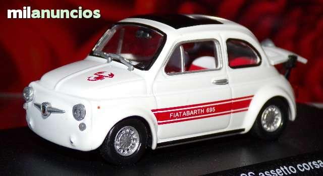 Fiat Abarth 695 Ss Assetto Corsa 1969 Es