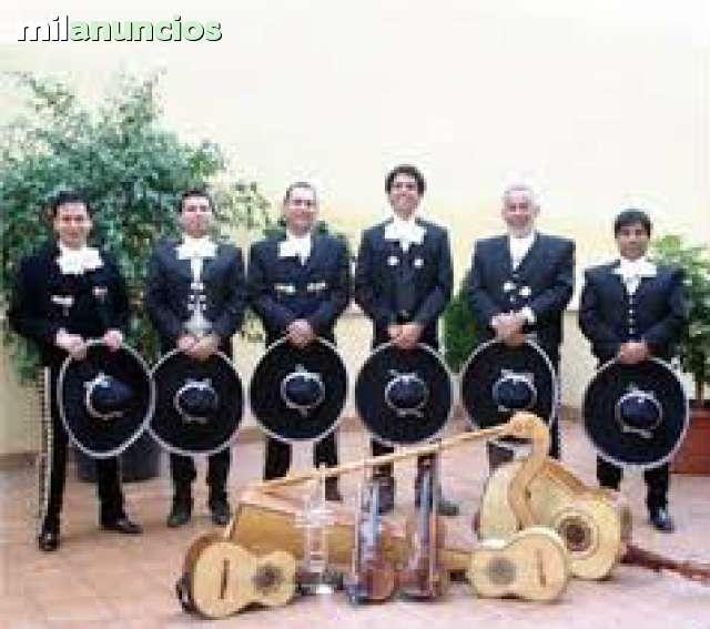 MARIACHIS  MEXICANOS PARA FIESTAS - foto 1