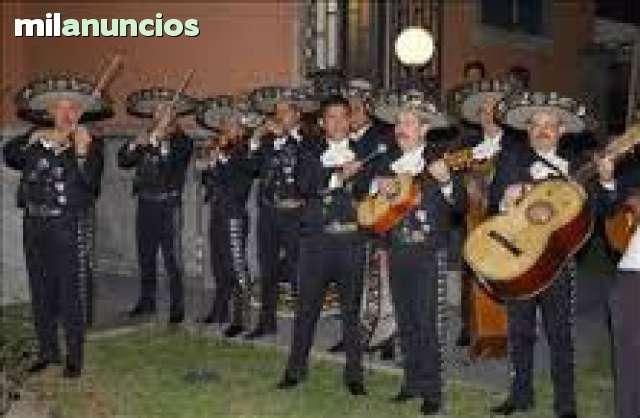 MARIACHIS MEXICANOS AUTÉNTICOS.  - foto 1