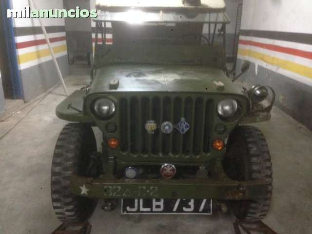 JEEP WILLY S FORD - GPW 1945 WILLY S VENDIDO !! - foto 1