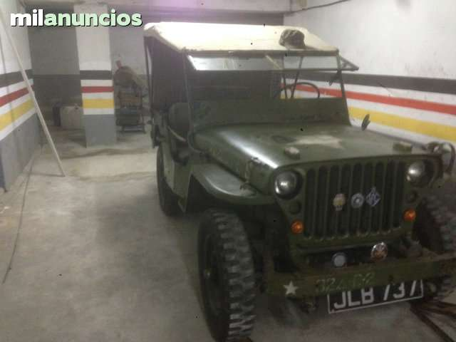 JEEP WILLY S FORD - GPW 1945 WILLY S VENDIDO !! - foto 2
