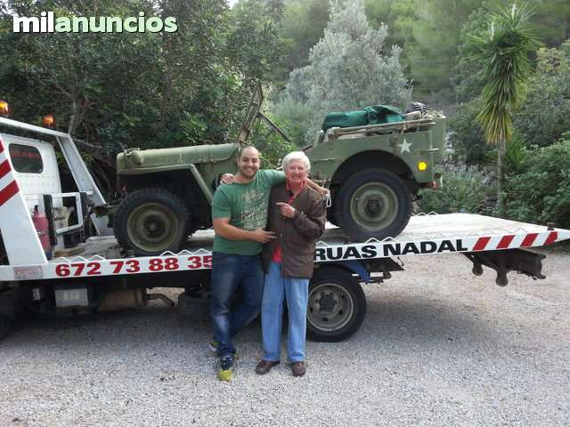 JEEP WILLY S FORD - GPW 1945 WILLY S VENDIDO !! - foto 3