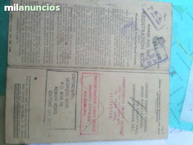 JEEP WILLY S FORD - GPW 1945 WILLY S VENDIDO !! - foto 5