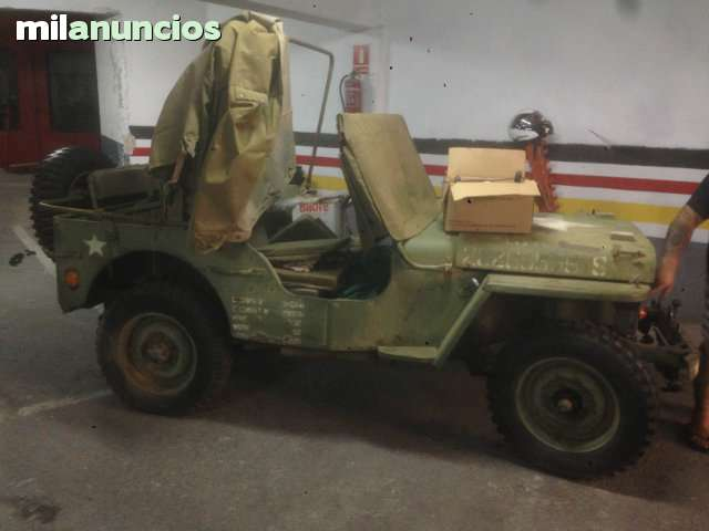 JEEP WILLY S FORD - GPW 1945 WILLY S VENDIDO !! - foto 9