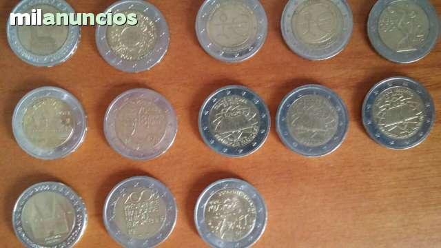 Monedas Conmemorativas Euro