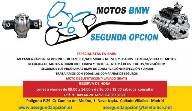 BMW - TALLER DE MOTOS - foto 1