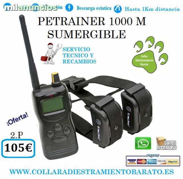 - PETRAINER 900B-2. . . OFERTA 2 PERROS