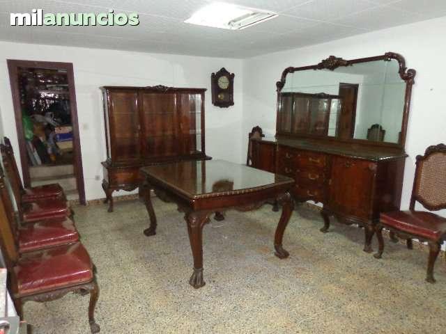 MIL ANUNCIOS.COM - Comedor muebles estilo chapendale 1920