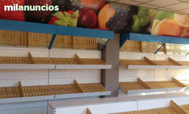 ESTANTERIAS ESTANTES DE METAL - foto 1