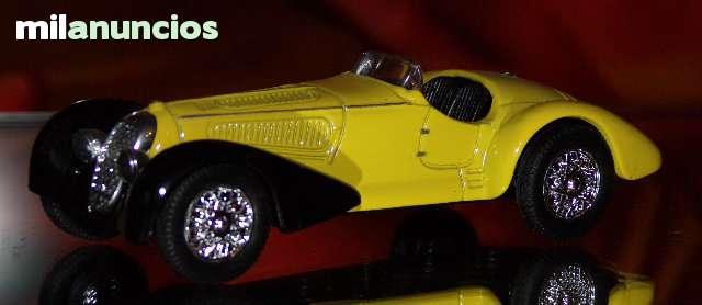 Alfa Romeo 8C 1938 Escala 1:43 De New Ra