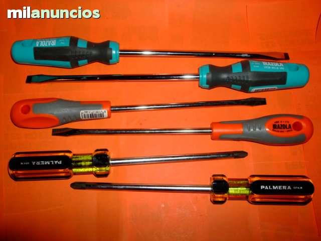Destornilladores cuchilla con hexagonal-perfilPhillips ph4suenan longitud 2