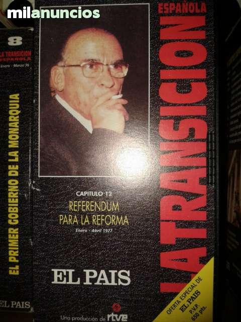 CINTAS TRANSICCIÓN ESPAÑOLA - foto 1