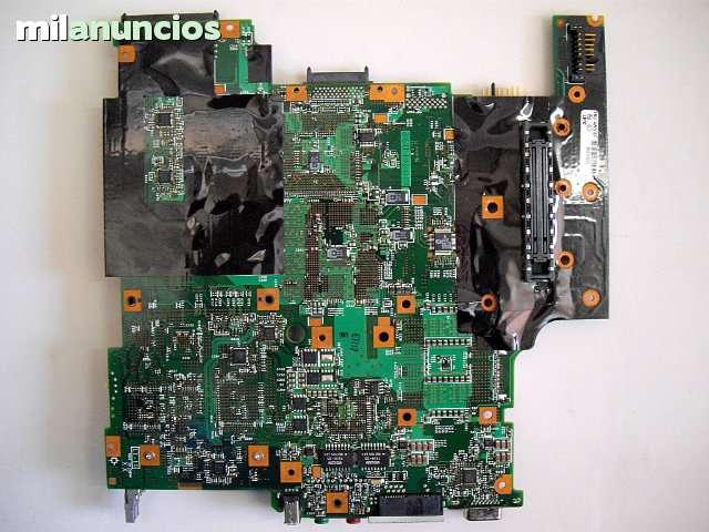 PLACA BASE IBM T60 CORE DÚO, CON PASSWORD - foto 2