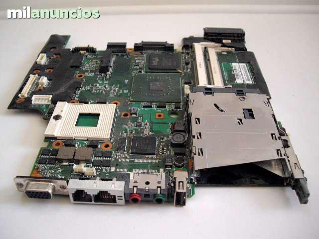PLACA BASE IBM T60 CORE DÚO, CON PASSWORD - foto 3