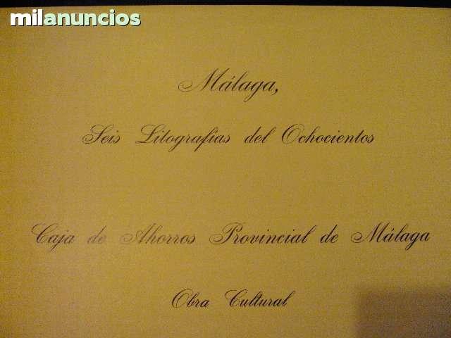 Litografias Malaga Antigua