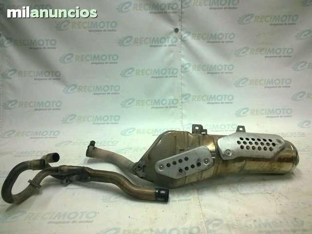 TUBO DE ESCAPE F650