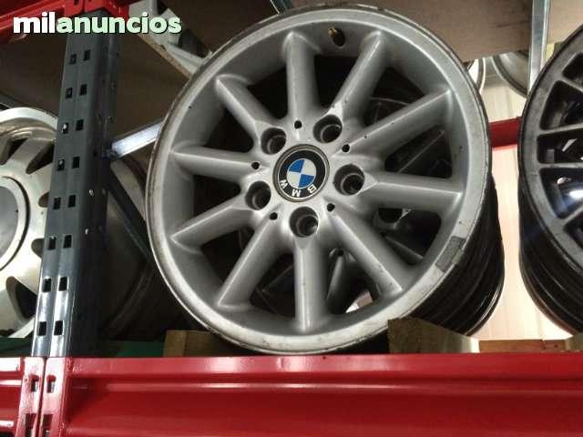 LLANTAS 15 ALUMINIO BMW E36