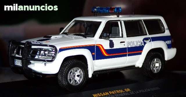 Nissan Patrol Gr Policia Nacional Escala