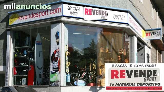 REVENDESPORT COMPRAMOS EN OLEIROS