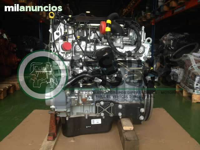 MOTOR IVECO DAILY - F1CE0481F - foto 3