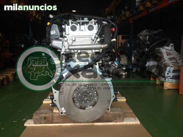 MOTOR IVECO DAILY - F1CE0481F - foto 4