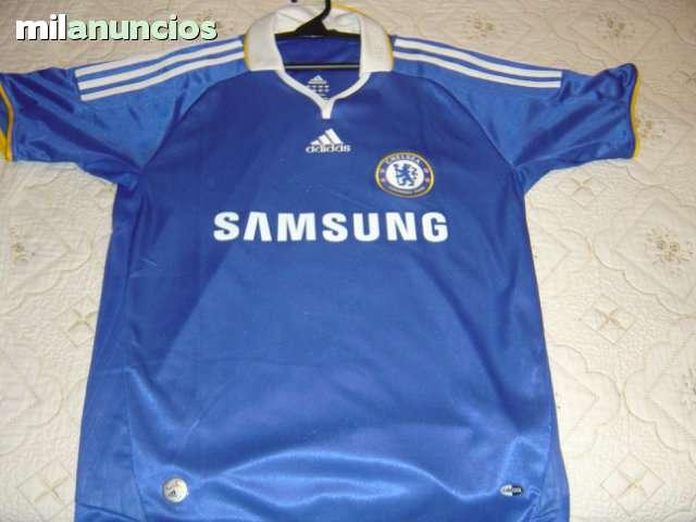 Camiseta Lampard Chelsea Fc