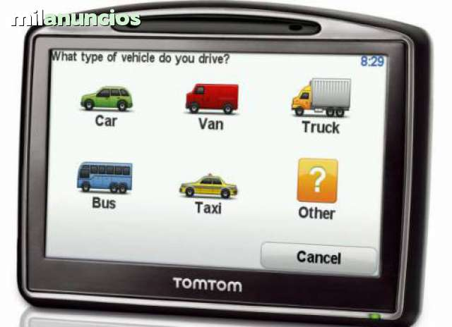 GPS PROFESIONAL TOMTOM TRUCK > CAMION - foto 5