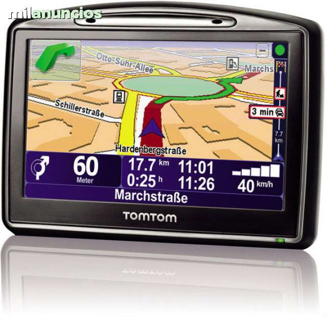 GPS PROFESIONAL TOMTOM TRUCK > CAMION - foto 3