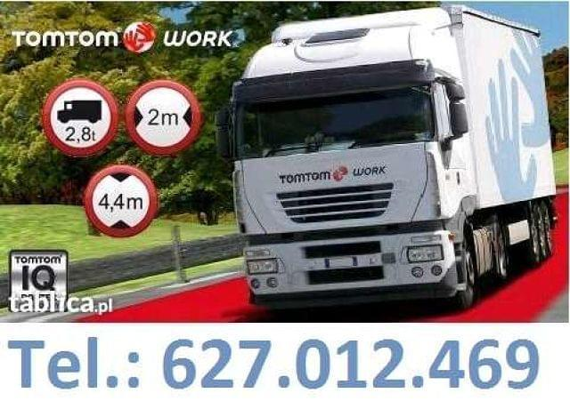 GPS PROFESIONAL TOMTOM TRUCK > CAMION - foto 1