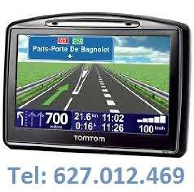 GPS PROFESIONAL TOMTOM TRUCK > CAMION - foto 4