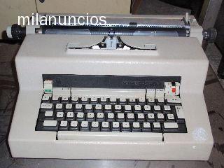 Maquina De Escribir Olivetti Editor 3.