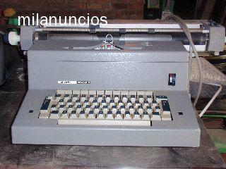 Maquina De Escribir Olivetti Tekne 3.