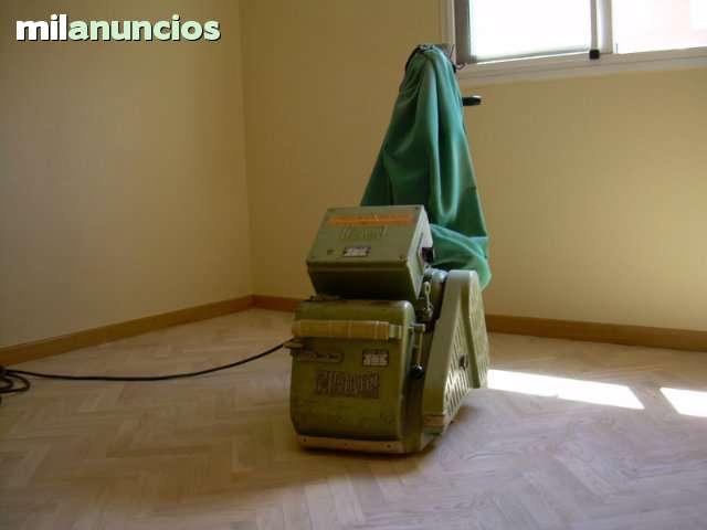 ACUCHILLADOS Y BARNIZADOS DE PARQUET - foto 1