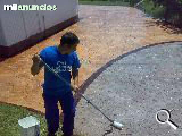 HORMIGON IMPRESO, PULIDO, TODO TIPO PLADUR - foto 2
