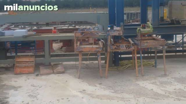 Mesa Corte Humedo Marmol Granito