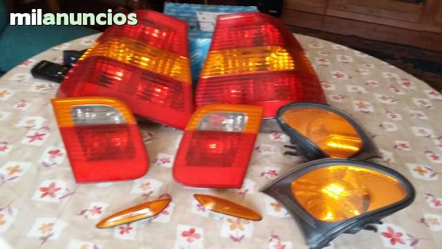 Intermitentes Bmw E46 Naranjas