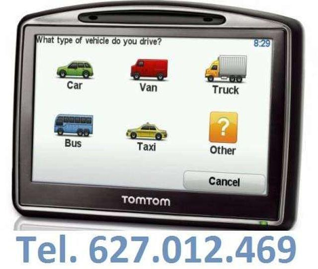 GPS TOMTOM TRUCK PROFESIONAL > CAMION - foto 2