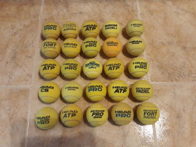 Pelotas De Tenis - Padel