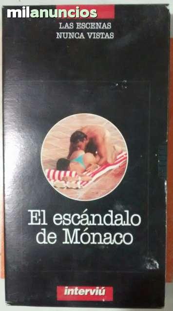 EL ESCÁNDALO DE MÓNACO, ORIGINAL