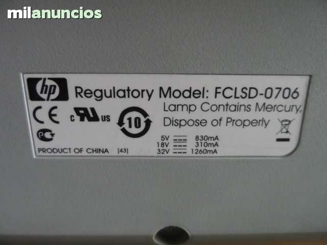 HP SCAJET N8460 - foto 4