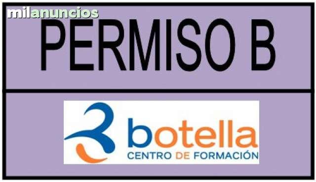 CURSO INTENSIVO DEL PERMISO B (COCHE) - foto 1