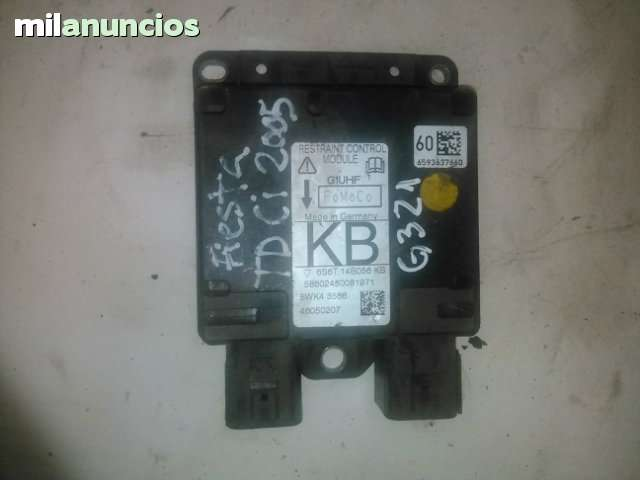6S6T14B056KB CENTRALITA AIRBAG FORD