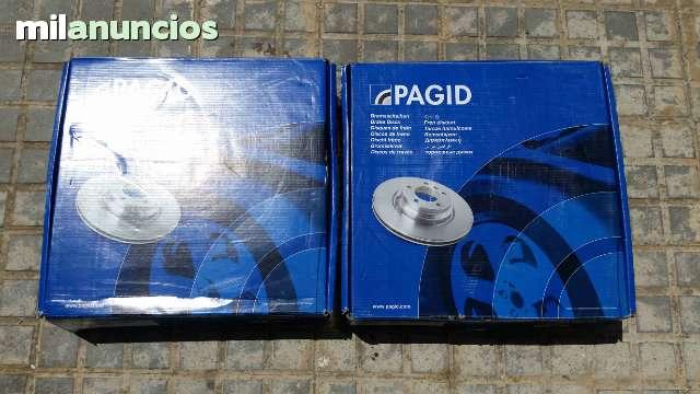 DISCOS Y PASTILLAS FRENO E38 740D Y 750I