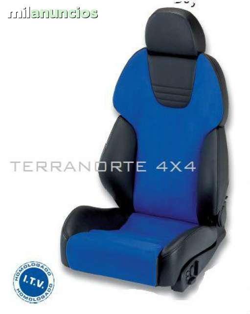 ASIENTOS RECARO STYLE - STYLE XL