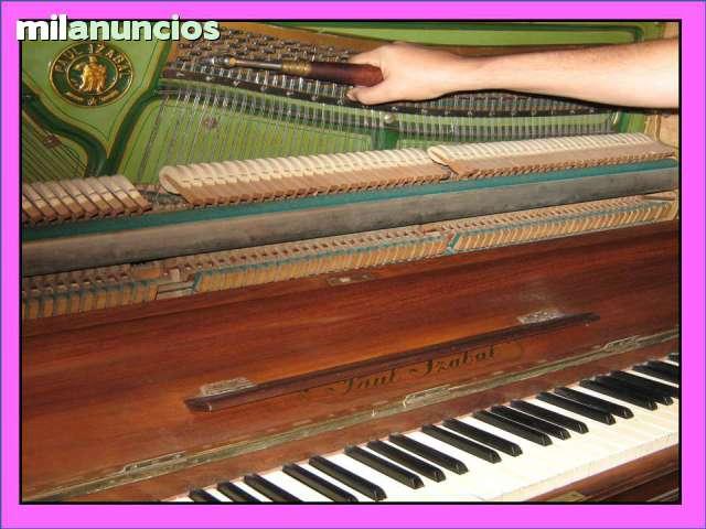 AFINACION DE PIANOS.  - foto 1