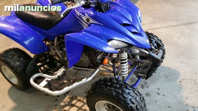YAMAHA RAPTOR 350 - DESPIECE EN QUAD JEPIX!