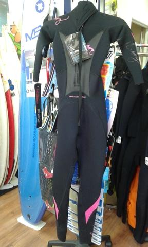 NEOPRENO SURF BILLABONG 3/2 NIÑA 10/12 - foto 2