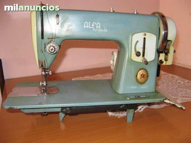 Maquinas De Coser De Segunda Mano Milanuncios - Cosas
