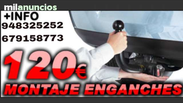 ENGANCHES COCHE